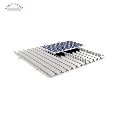 Solar Mount For Corrugated Metal
